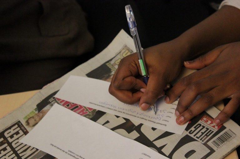 Journalistikk og Jobbe med Tekster