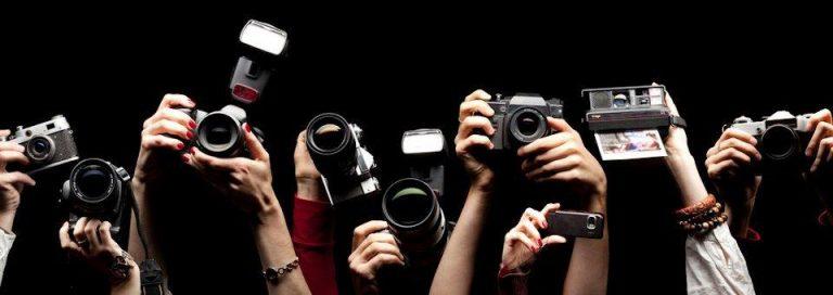 Hurtigkurs i Fotografering