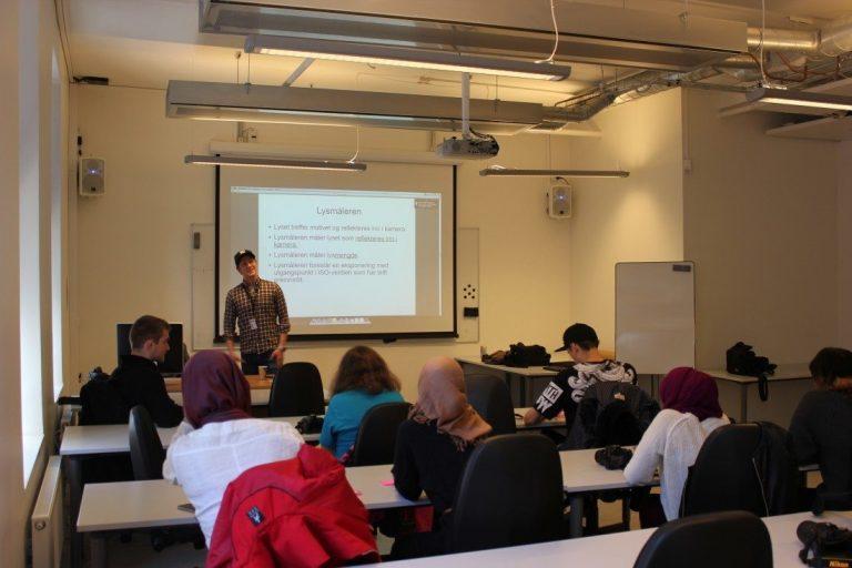 Siste Seminaret om Design og Storytelling