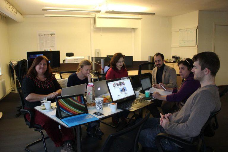 Norsensus Mediaforum og Center for Independent Journalism (CIJ) møttes i Oslo