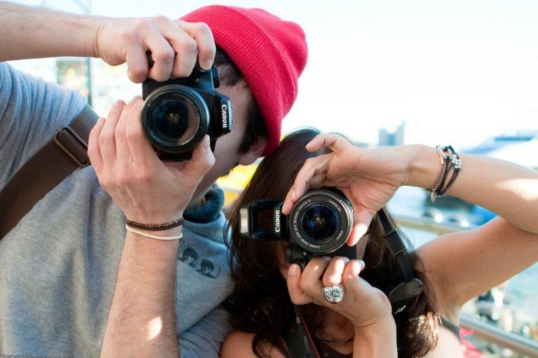 Faktuell deltakerne introduseres til fotojournalistikkens verden med Fery Nourkami