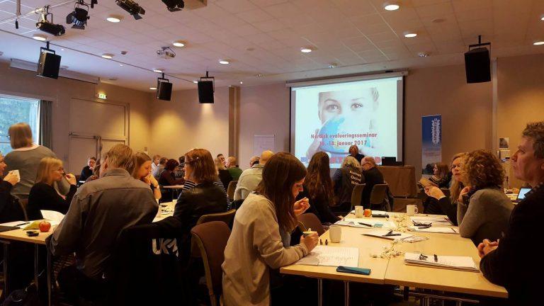 Nordisk evalueringsseminar en suksess