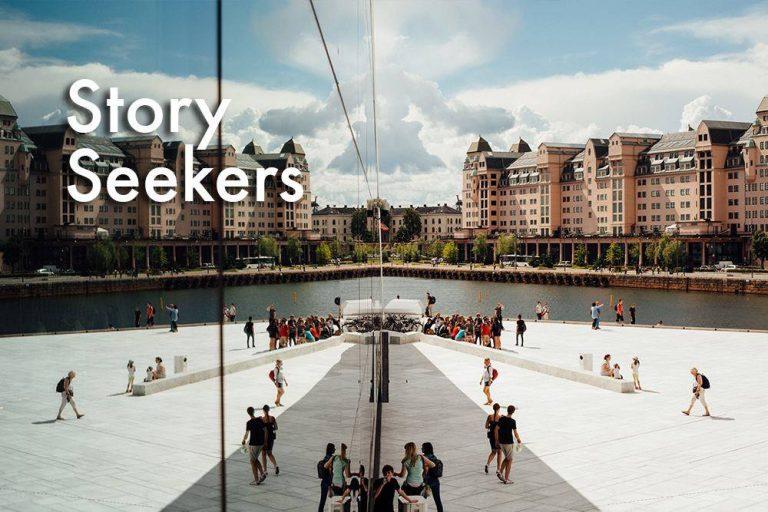 Story Seekers Workshop: 6-8 Juni 2017, Oslo