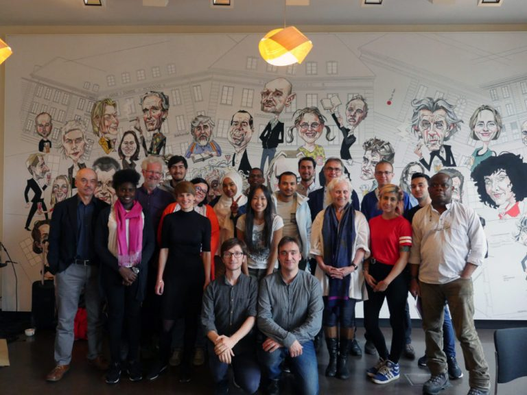 Nordic Meeting in Oslo for Storytelling and Inclusion