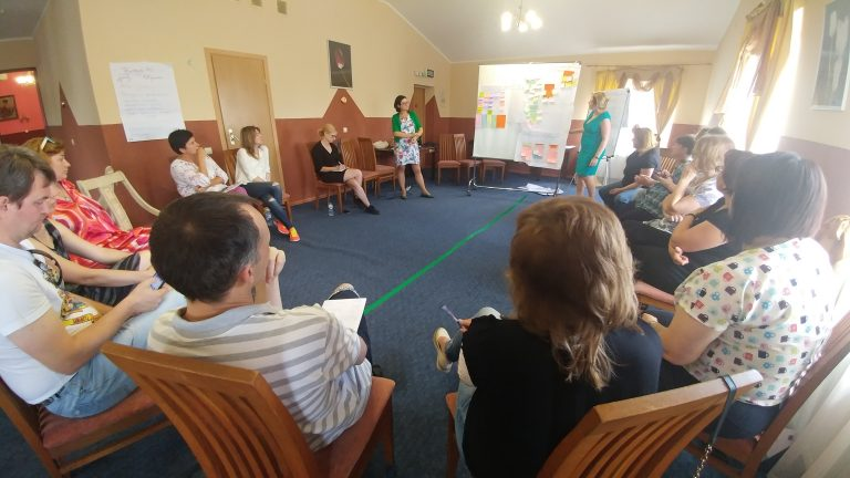 ENPower Workshop – learning about employment and entrepreneurial challenges faced by Ukrainian young people