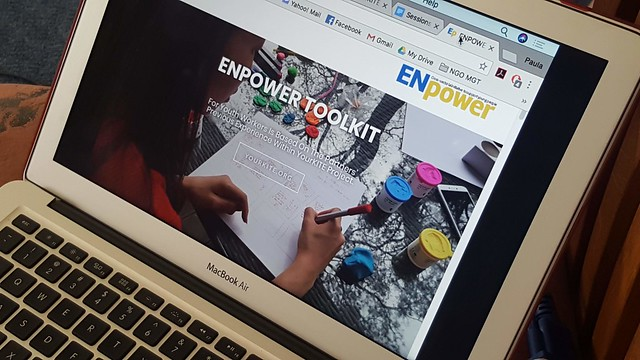 ENPower Project Empowers Hundreds of Young People and Youth Workers in Ukraine