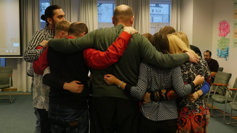 Ukrainian Youth Workers Meet in Poland for ENPower Training