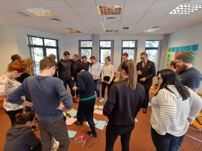 Workshop: Design thinking og historiefortelling i Drammen