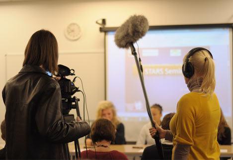 Praksisprogram for Unge Journalister